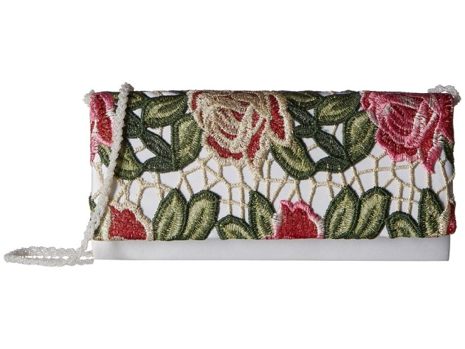 Adrianna Papell - Spencer (White/Multi) Handbags