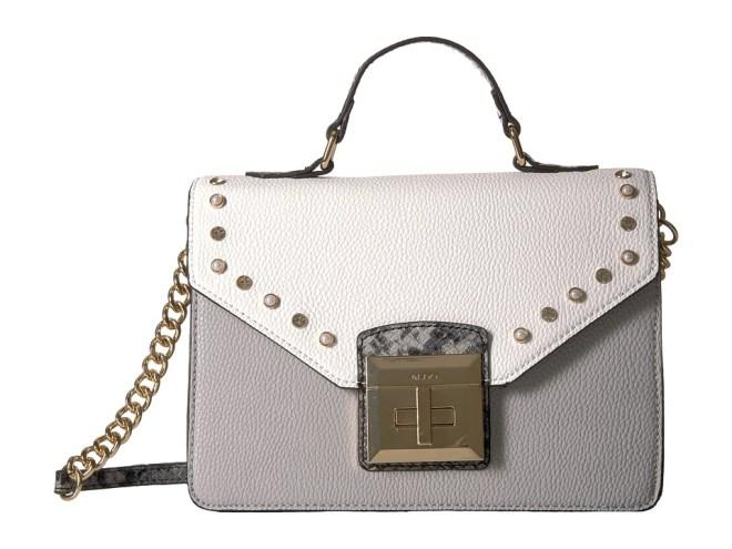 ALDO - Thenancy (Grey Miscellaneous) Handbags