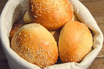 Brioche Burgerboller | 6pm.dk
