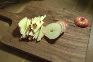 Snittede Æbler   6pm.dk