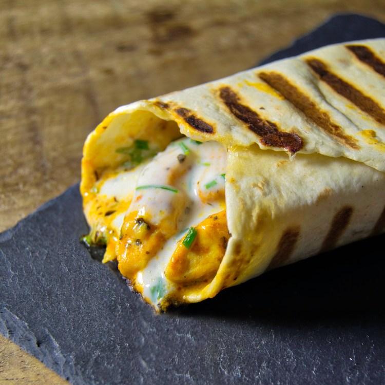 Kylling Ranch Tortilla Wraps | 6pm.dk