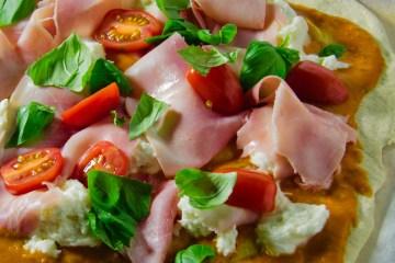 Pizza Prosciotto Cotto | 6pm.dk
