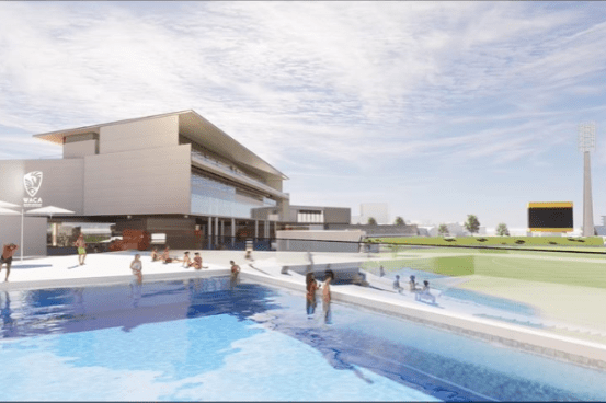 "The Lord Mayor ""will not rush"" with the redevelopment of WACA"