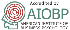 Accredited by the American Institute of Business Psychology