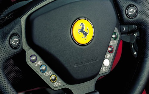 Ferrari Enzo Steering Wheel