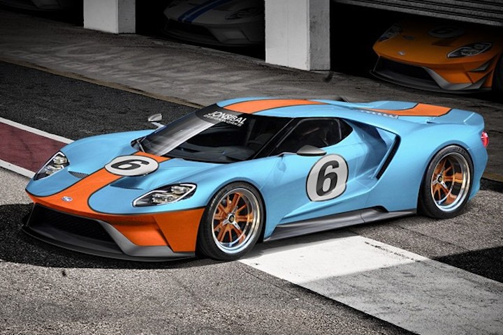 Documentary Its Not News In Fact The Ford Gt Is Over A Year Old Now And The Online Application Process To Become A Potential Owner Has Even Closed