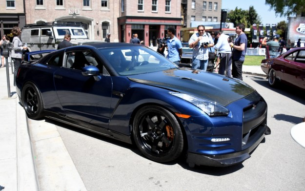 Brian O'Conner's 2012 Nissan GT-R