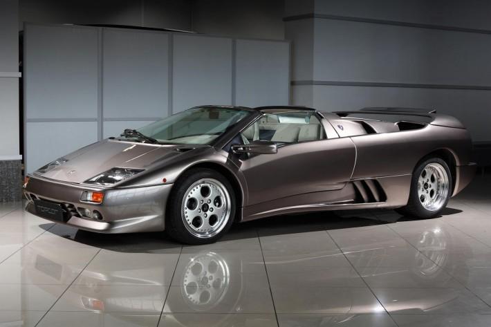 A Drool Worthy Lamborghini Diablo Vt Roadster 6speedonline