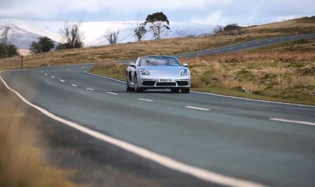 6SpeedOnline.com Porsche 718 Boxtster S review Chris Harris