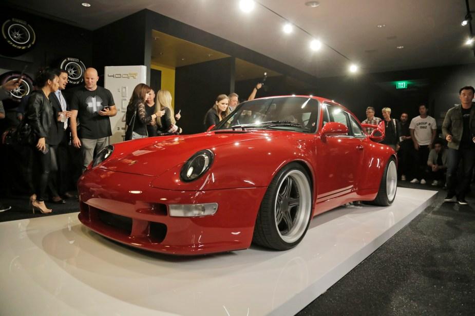 Porsche 993 Gunther Werks 400R