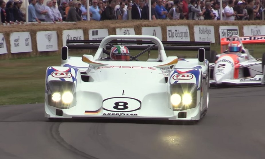 1998 Porsche LMP1-98 TWR WSC-95