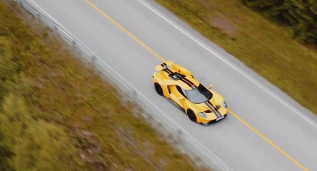 Speedonline Com Ford Gt Norway Evo Magazine