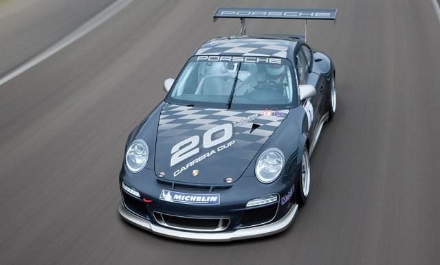 6SpeedOnline.com 997 Porsche 911 GT3 Cup Mugello Circuit