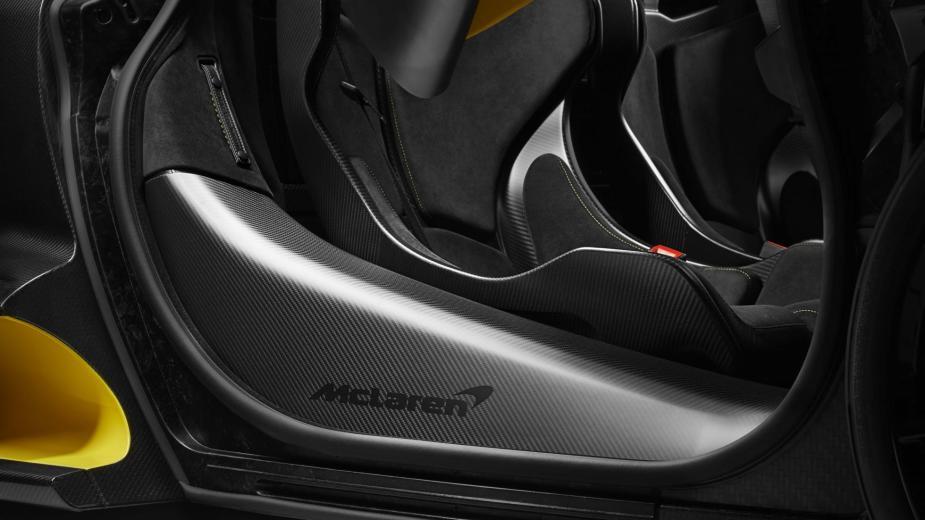 6SpeedOnline.com McLaren Senna Carbon Theme