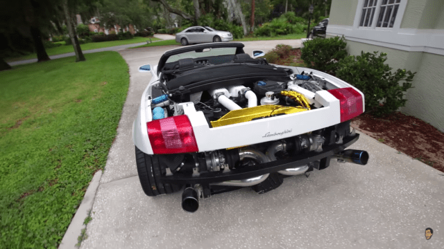 Cheap Lamborghini Twin Turbo