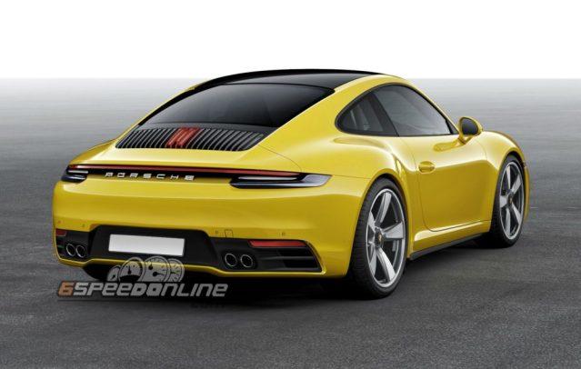 2020 Porsche 992 911 6SpeedOnline.com