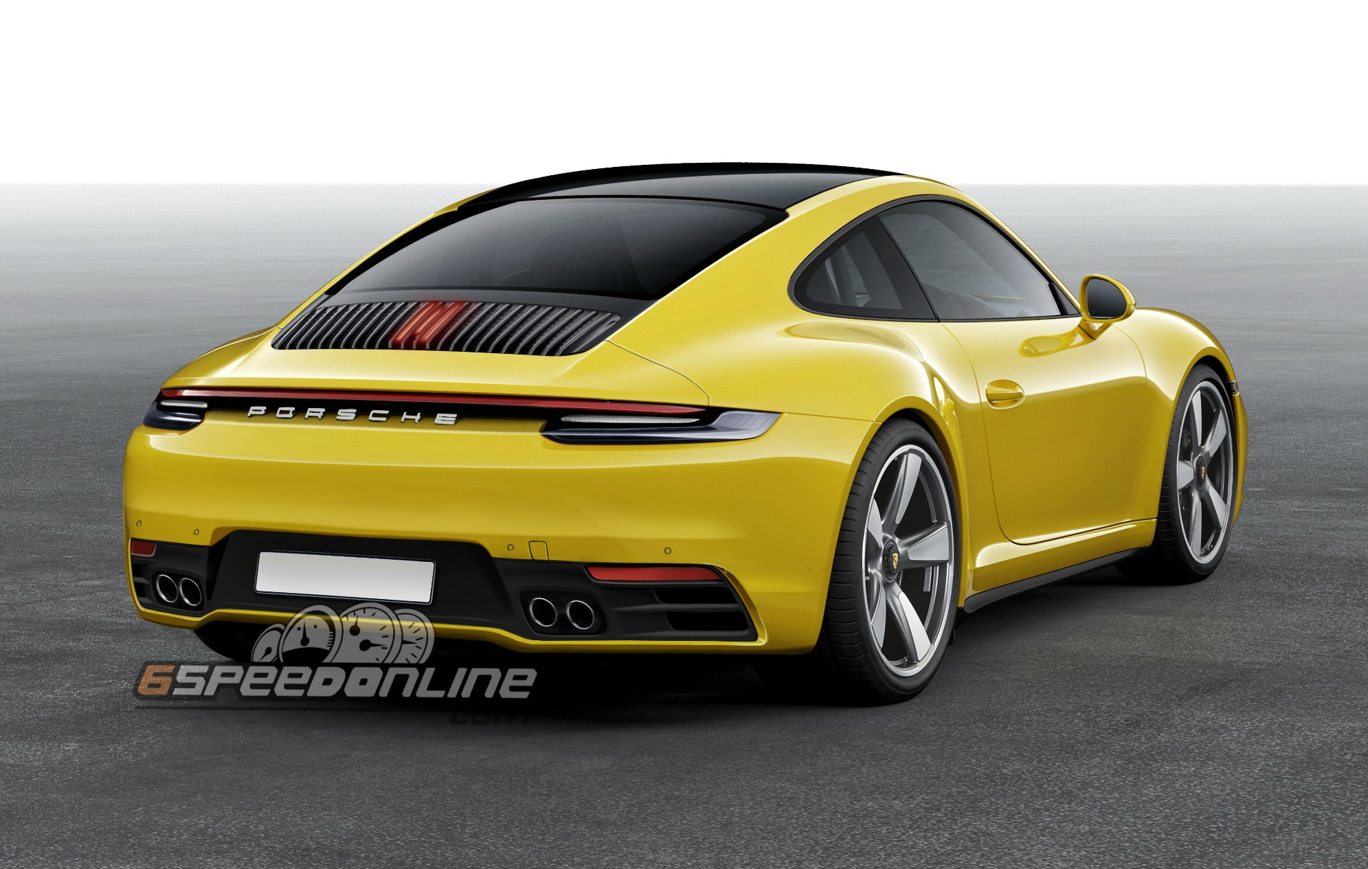 2020 Porsche 992 911 Carrera: This is It - 6SpeedOnline