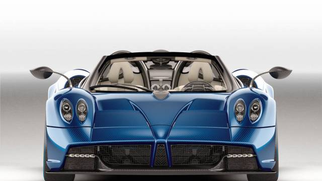 Pagani Huayra Roadster Most Expensive Lease 6SpeedOnline.com