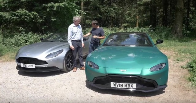 Aston Martin DB11 Volatne Vanquish Comparison 6SpeedOnline.com