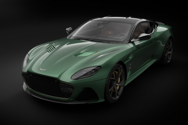 Q by Aston Martin DBS 59 DBS Superleggera 6SpeedOnline.com