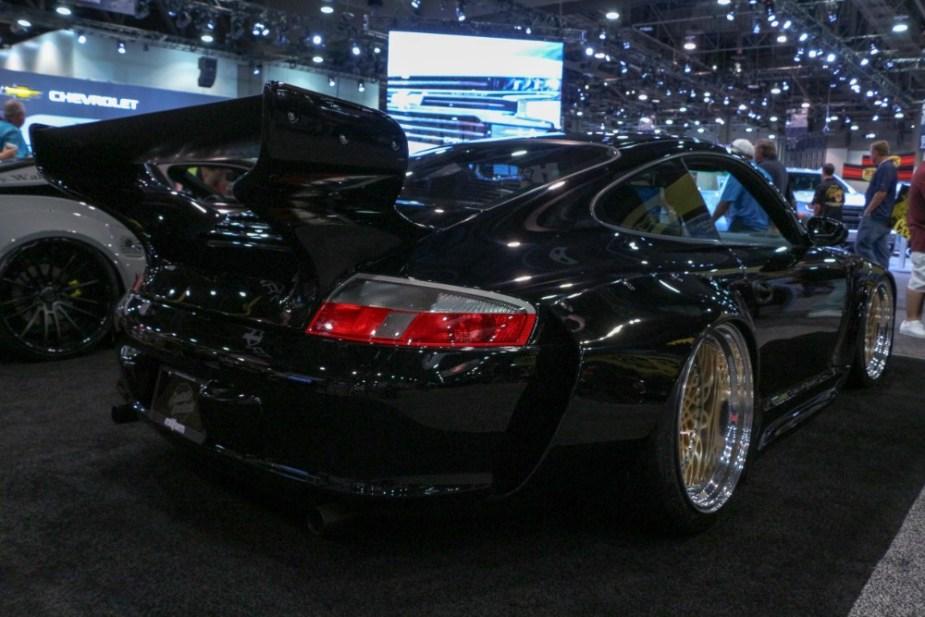 Old & New 996 911 Flatnose