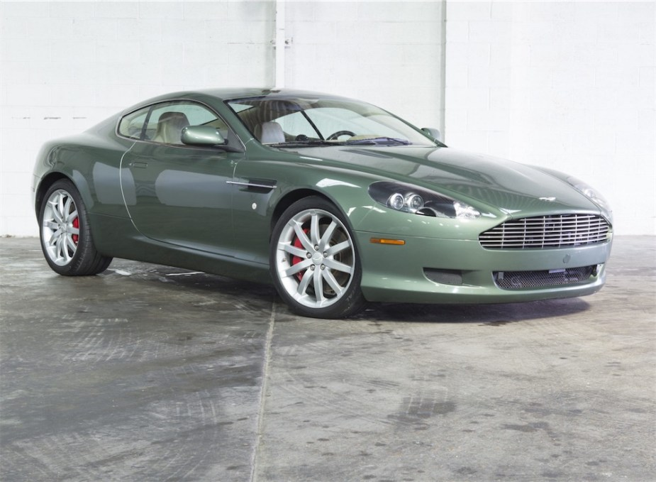 Enthusiast Spec 2005 Aston Martin DB9