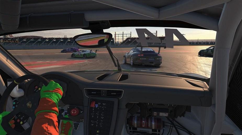 Porsche iRacing World Championship