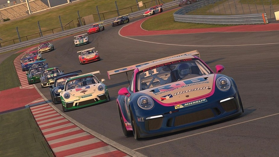 Porsche iRacing World Championship
