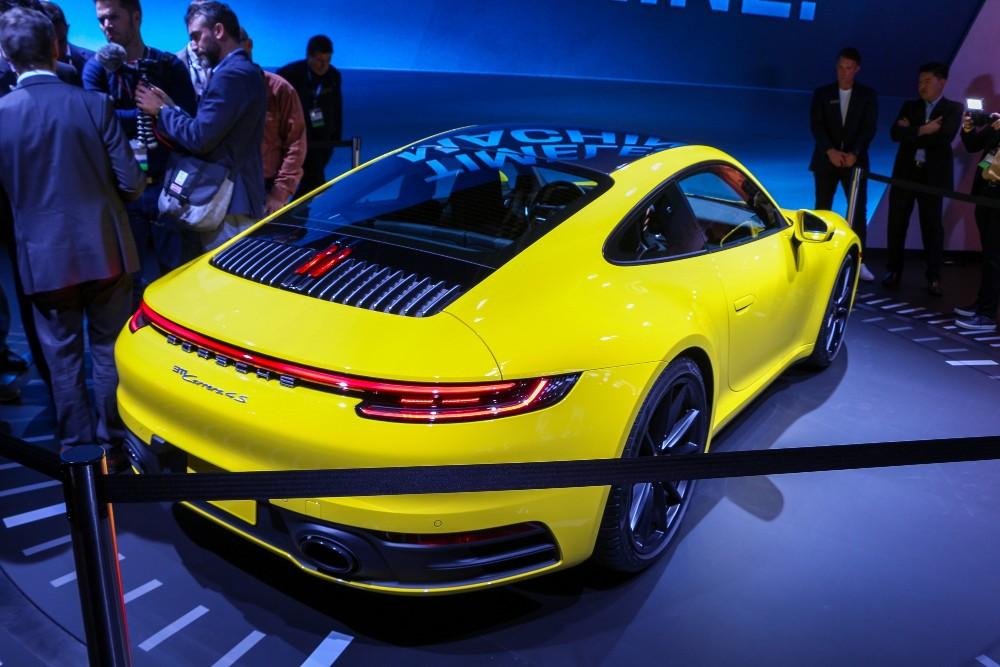 Porsche 992 911 Carrera S