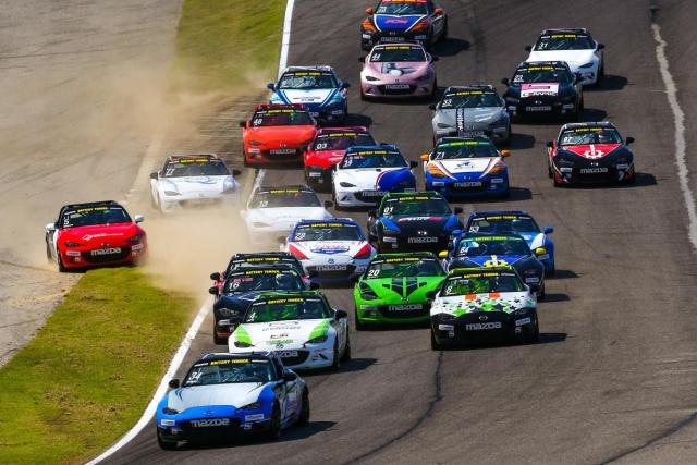 Mazda MX-5 Cup Racing ND-1 ND-2 Classes