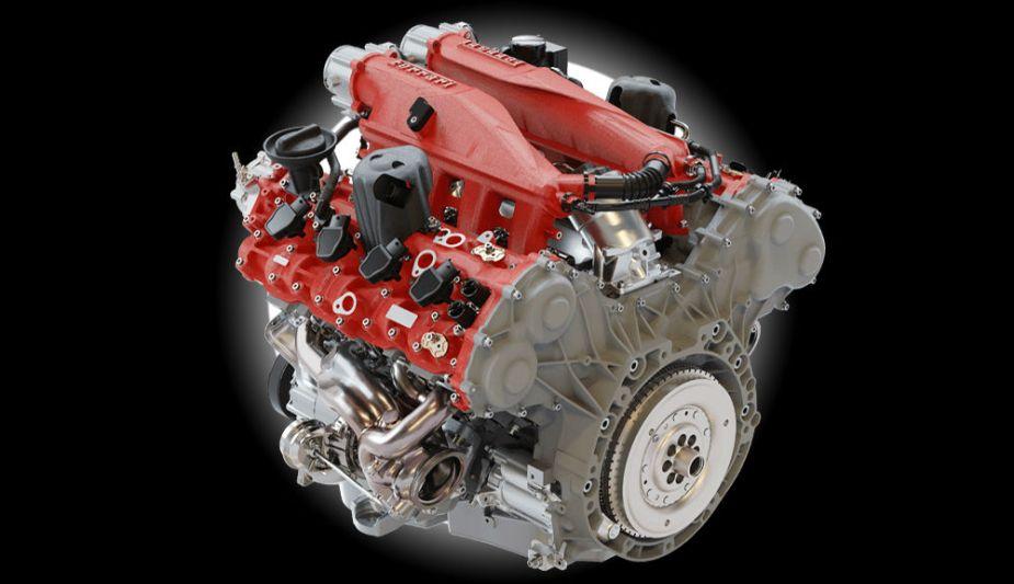 Ferrari Portofino Twin-Turbo V8