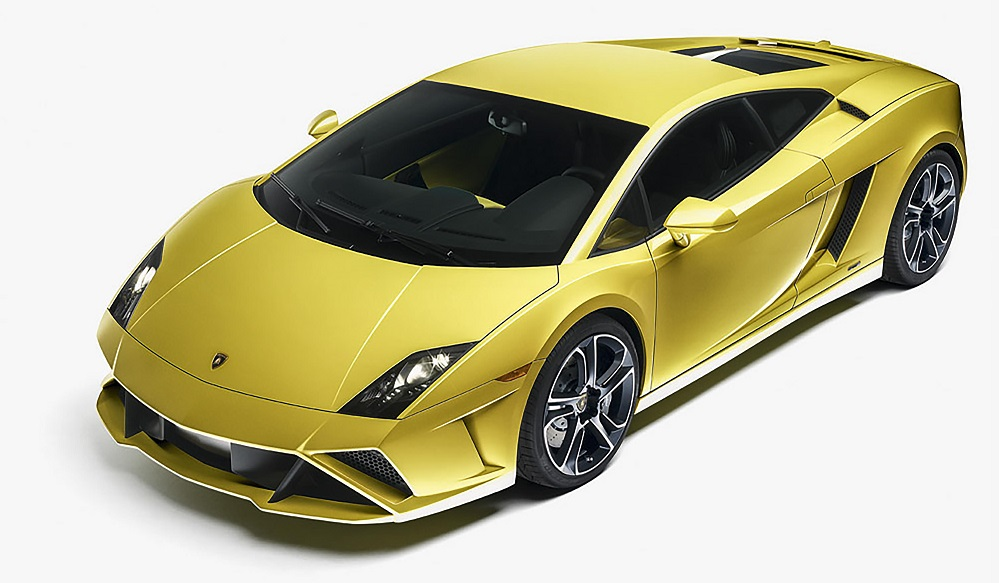 Selezione Lamborghini CPO Certified Pre-Owned Program