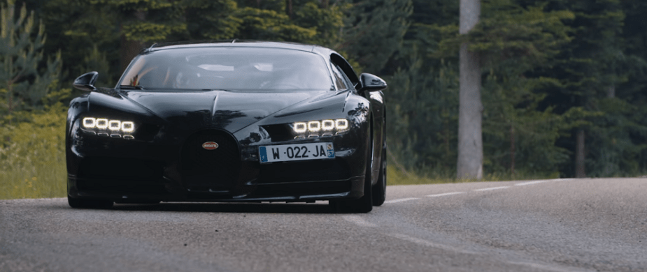 6speedonline.com Bugatti Chiron Review