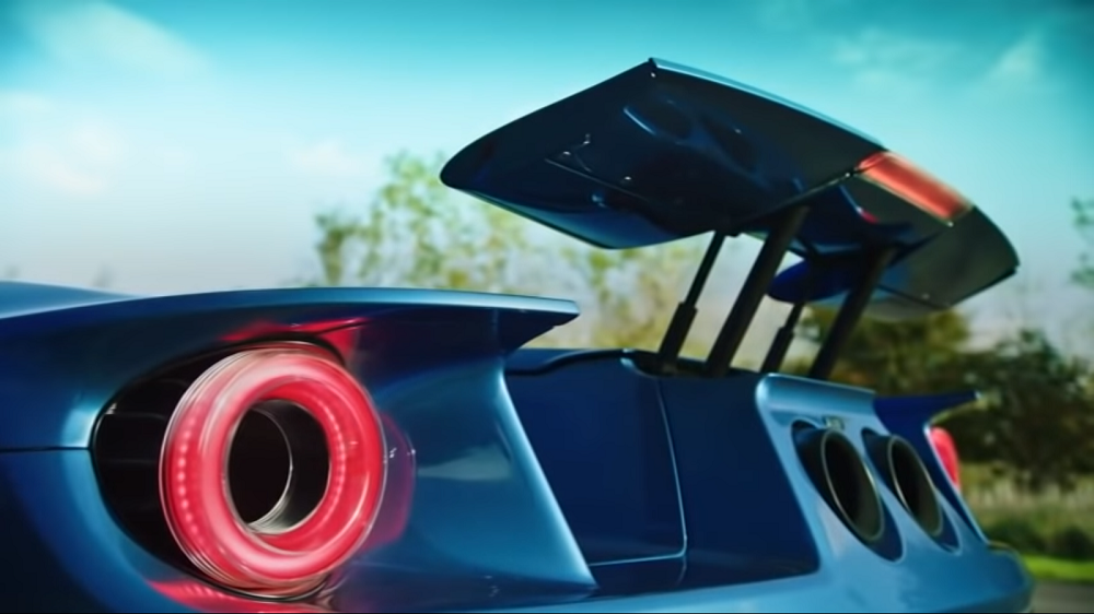 6speedonline.com Jeremy Clarkson Tests the Ford GT