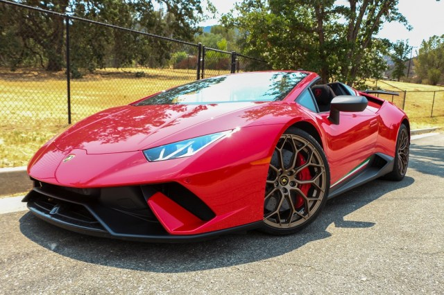 Jake Stumph Lamborghini Huracan Performante Spyder Review