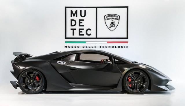 Lamborghini Technology Museum MUDETEC