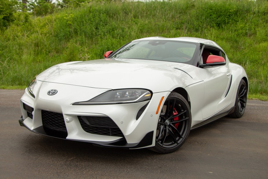 2020 Toyota Supra Review GR Supra Drive Jake Stumph