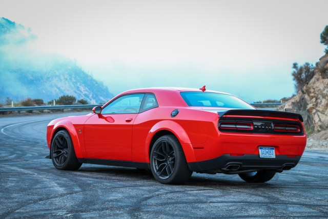 Dodge Challenger RT Scat Pack Widebody Drive Review Jake Stumph