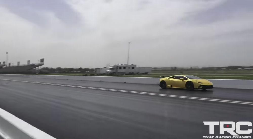 UGR Lamborghini at TX2K19