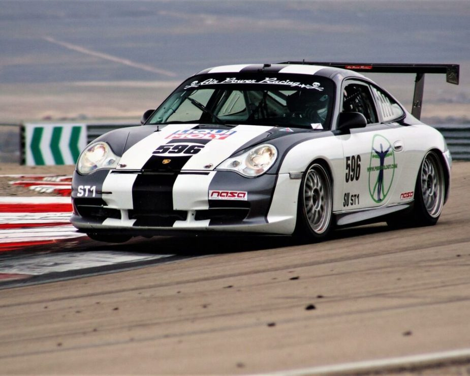 996 911 Gt3 Cup Car Goes Up For Sale On Bringatrailer 6speedonline