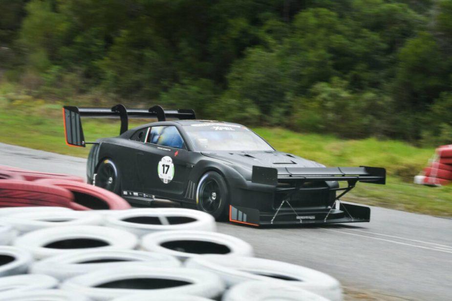 Scribante Racing R35
