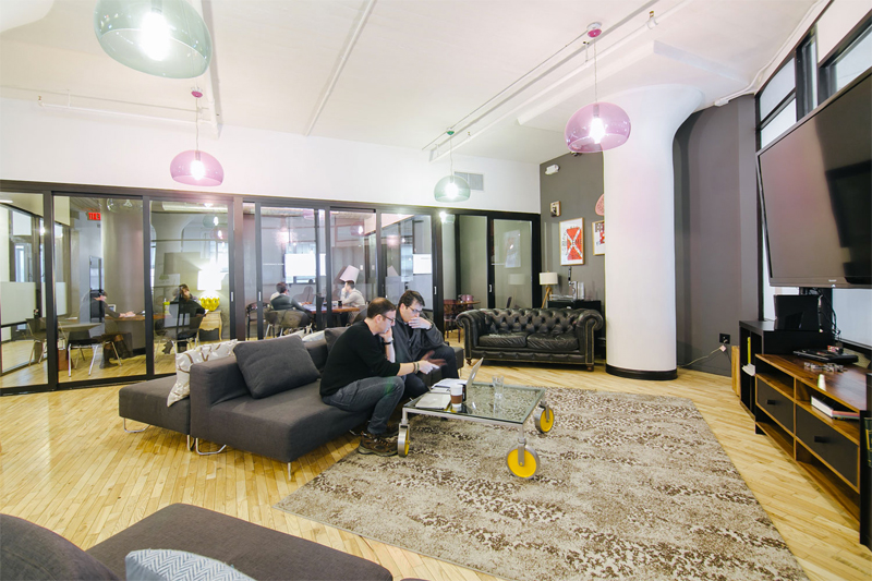 Amazing NYC Office Interiors That Inspire And Promote