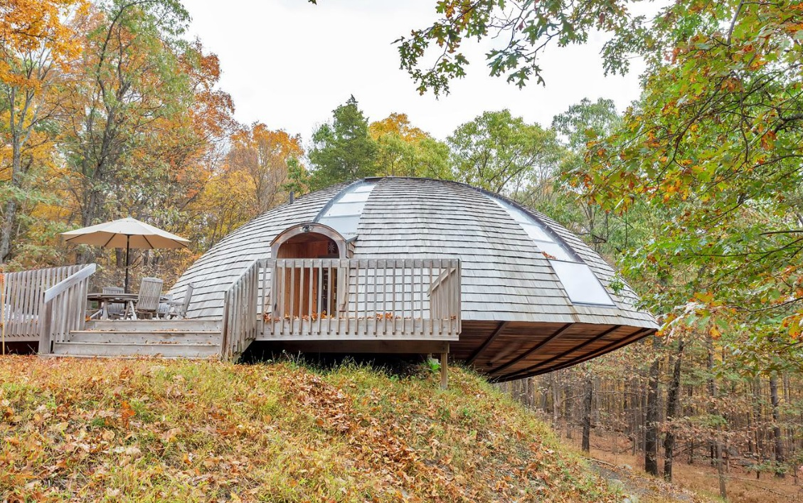 For Under 1m You Can Buy A Dome Home In New Paltz That