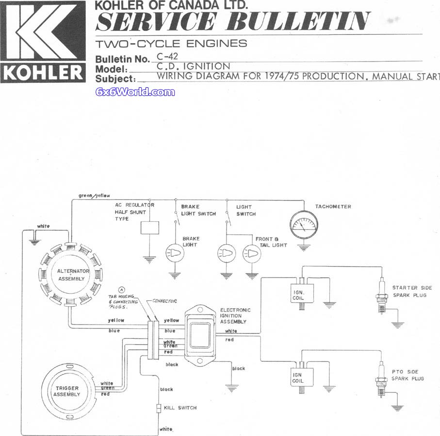 Kohler Magnum 20 Engine Parts Diagram Likewise 8 Hp Kohler Engine