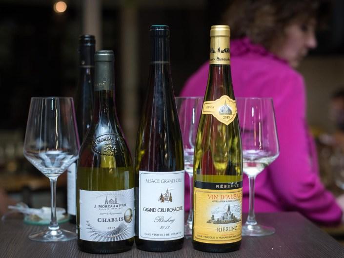 formaggi e vini francesi