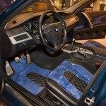 Foto Essen Motor Show 2013 Bmw 5er E60 Innenraum Vergrossert