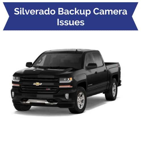 2010 chevy silverado problems