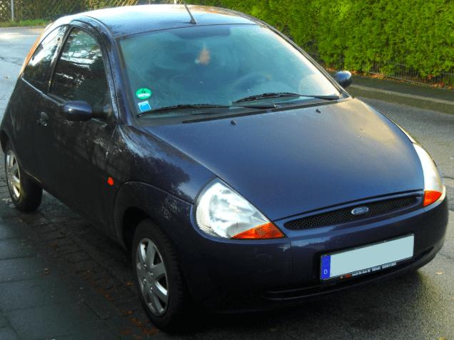 P Ford Ka