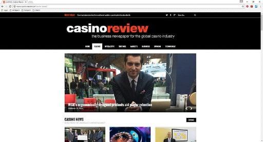 ネットカジノの公式ニュースチェックもおすすめ