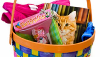 Easy inexpensive easter basketsd crafts all 100 each inexpensive easter basket ideas from the thrift stores negle Images